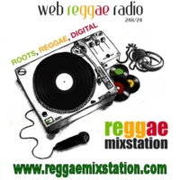 Logo of radio station Reggae Mix Station