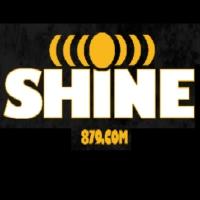 Logo of radio station Shine 87.9
