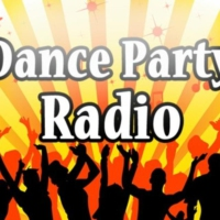 Logo of radio station Dance Party Radio