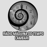 Logo of radio station Máquina do Tempo Lambari