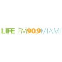 Logo de la radio WLFE Life FM 90.9 FM