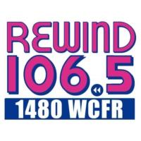Logo de la radio 1480 WCFR
