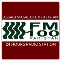 Logo of radio station FM 100 Islamabad