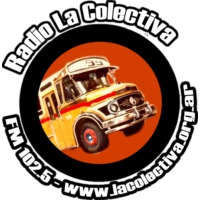 Logo of radio station La Colectiva Radio