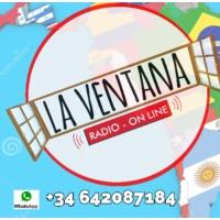 Logo de la radio La Ventana Radio