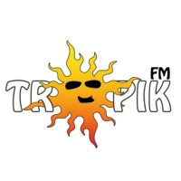 Logo of radio station Tropik FM St Barth