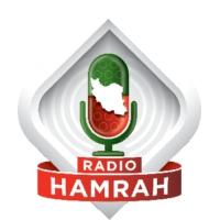 Logo of radio station Radio Hamrah