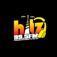 Logo de la radio HITZ99.5FM