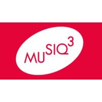 Logo of radio station Musiq'3 (RTBF)