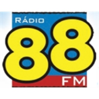 Logo of radio station Radio 88 FM
