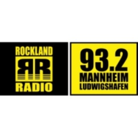 Logo de la radio Rockland Radio - Mannheim / Ludwigshafen 93.2