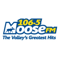 Logo of radio station CHBY-FM Moose 106.5