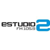 Logo de la radio FM Estudio 2