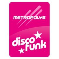 Logo de la radio Metropolys Disco Funk