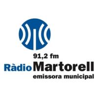 Logo of radio station Ràdio Martorell