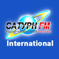 Logo de la radio Сатурн FM - International