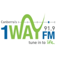 Logo de la radio 1WAY FM 91.9 FM
