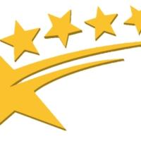 Logo of radio station FIVE STAR