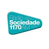 Logo of radio station Rádio Sociedade