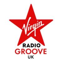 Logo of radio station Virgin Radio Groove