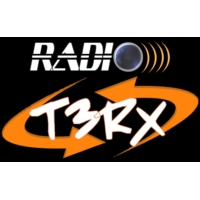 Logo of radio station T3RX Radio