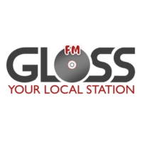 Logo of radio station GLOSS FM