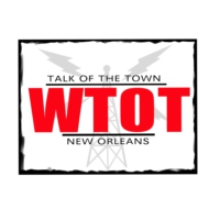 Logo de la radio Talk of The Town New Orleans