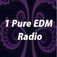 Logo de la radio 1 Pure EDM Radio