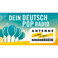 Logo de la radio Antenne Niederrhein - Deutsch Pop Radio