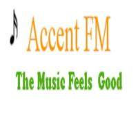 Logo de la radio Accent FM Belgium