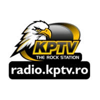 Logo of radio station KPTV