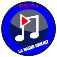 Logo de la radio RIS   RADIO 100%hits