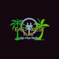 Logo de la radio EAST-WEST PLUG HIP-HOP RADIO