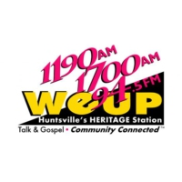 Logo de la radio WEUP AM