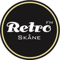 Logo of radio station Retro FM Sydväst Skåne