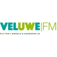 Logo of radio station VeluweFM - Putten & Ermelo