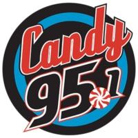 Logo de la radio KNDE Candy 95