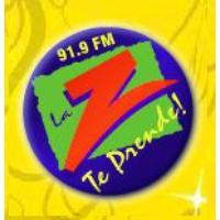 Logo de la radio La Z 91.9 FM