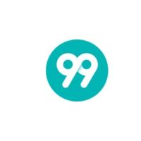 Logo of radio station Eco 99 fm