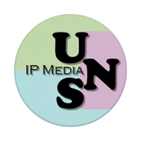 Logo of radio station UNS IP Radio