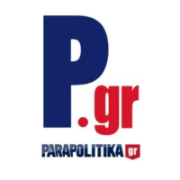 Logo of radio station Parapolitika FM - Παραπολιτικά FM 90,1