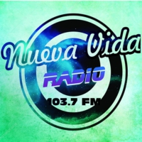 Logo of radio station radio nueva vida 103.7 fm