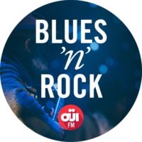 Logo de la radio OUI FM Blues'n'Rock