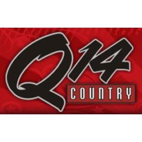 Logo of radio station Q14 country