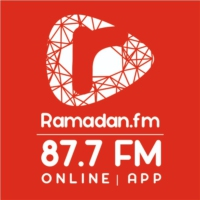 Logo of radio station Ramadan.fm