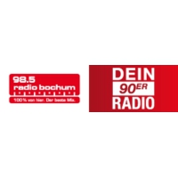 Logo of radio station Radio Bochum - Dein 90er Radio