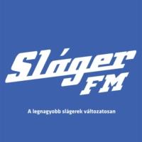 Logo of radio station Sláger FM 95.8