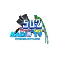 Logo de la radio 502 Radio TV