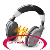 Logo of radio station Smelne FM