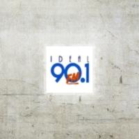 Logo de la radio FM Ideal 90.1 FM